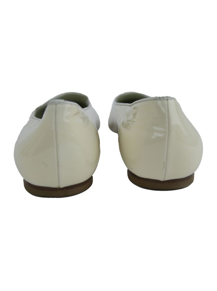 Sapatilha Alexander Mqueen Slipper Off White