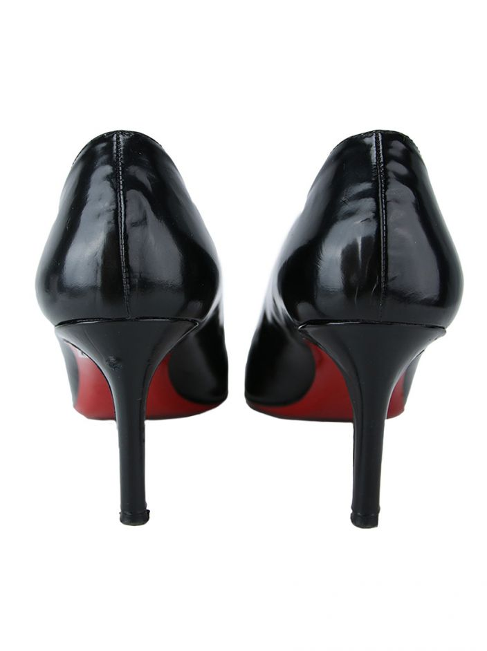 70 Simple Easy Nail Designs For 2018: Sapato Christian Louboutin Simple Pump 70 Original