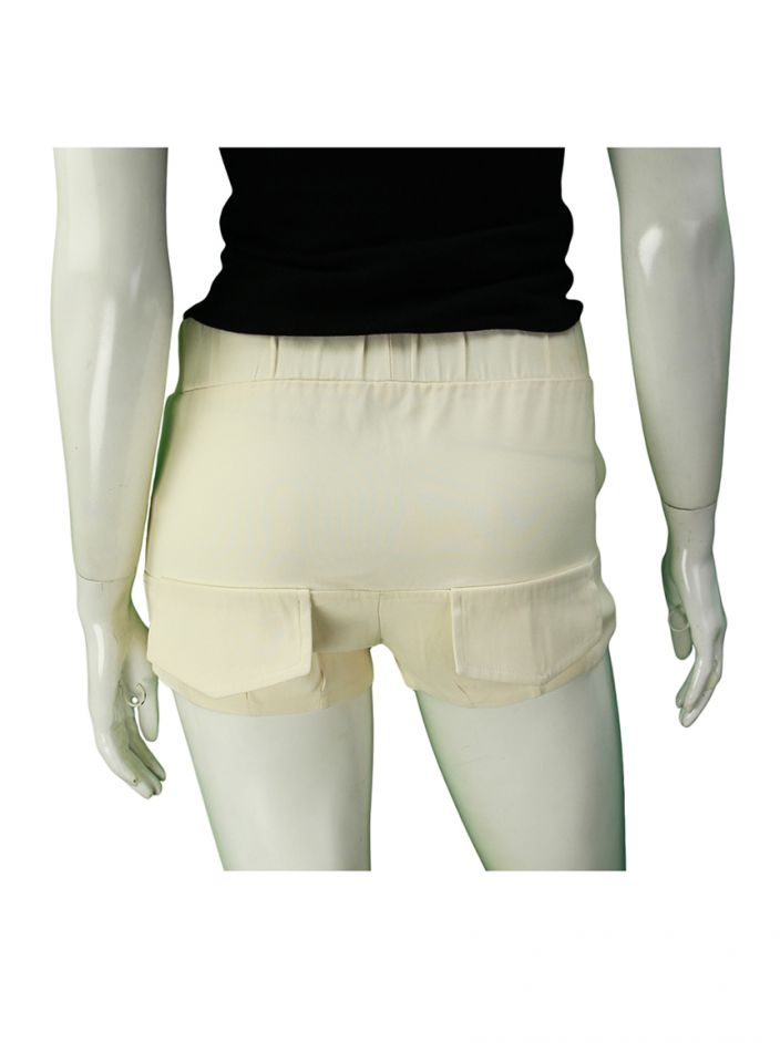 Short Paula Raia Off White