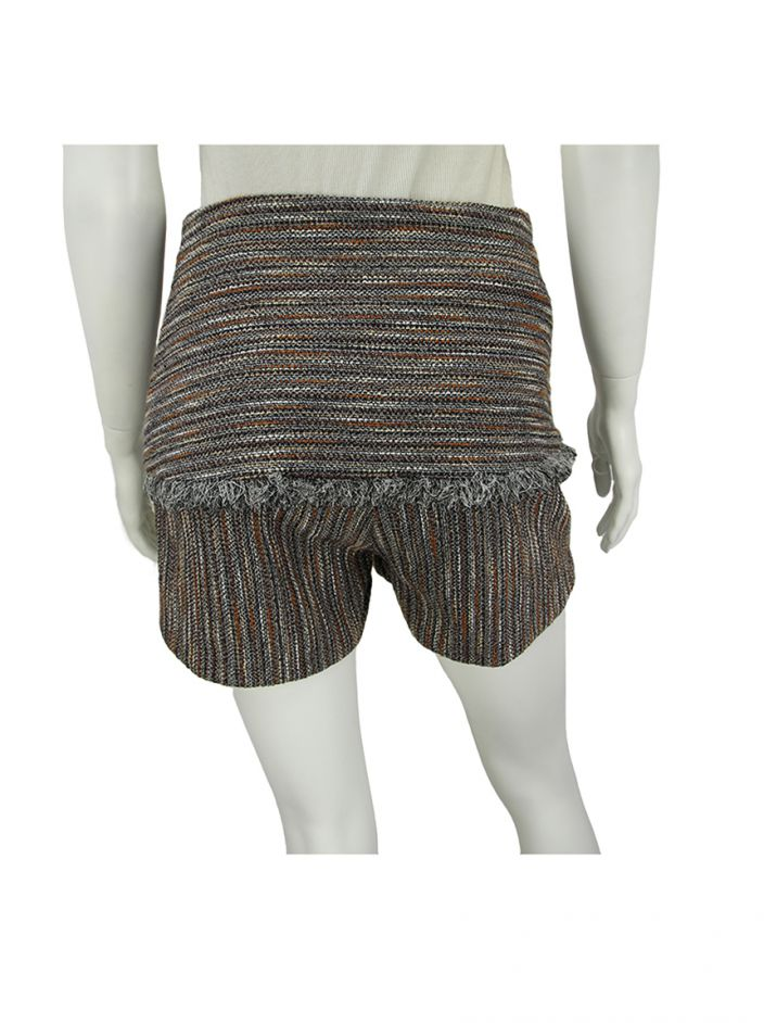 Shorts Mixed Tweed