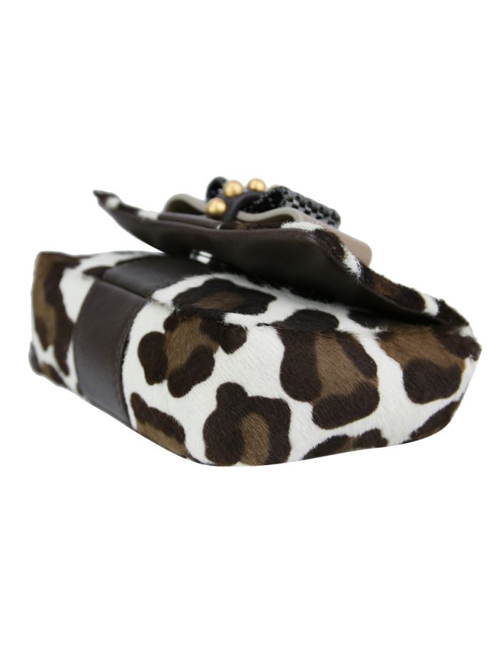 Bolsa Christian Louboutin Sweet Charity Animal Print