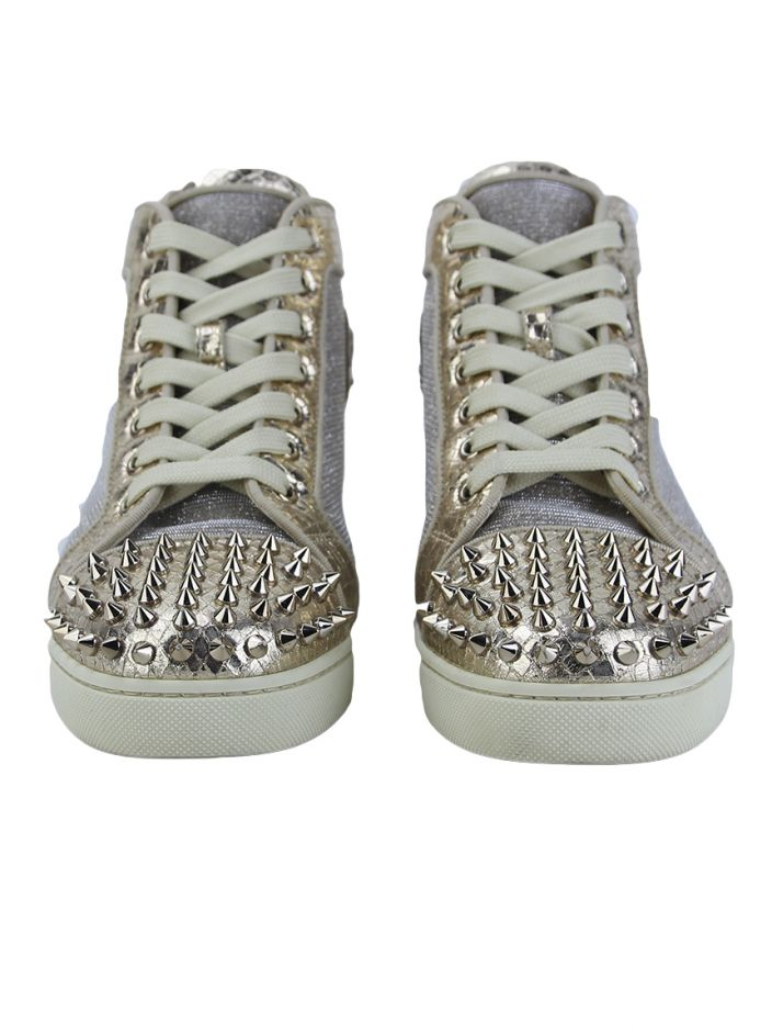 Tênis Christian Louboutin Lou High Top