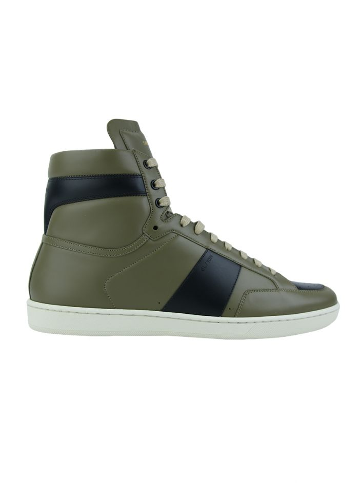 Tênis Yves Saint Laurent Signature Court Sl/10h Masculino