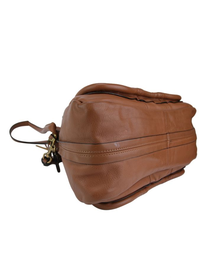 Bolsa Chloé The Paraty Bag Caramelo