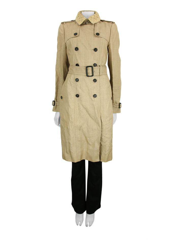 Trench Coat Burberry Pronsun Bege