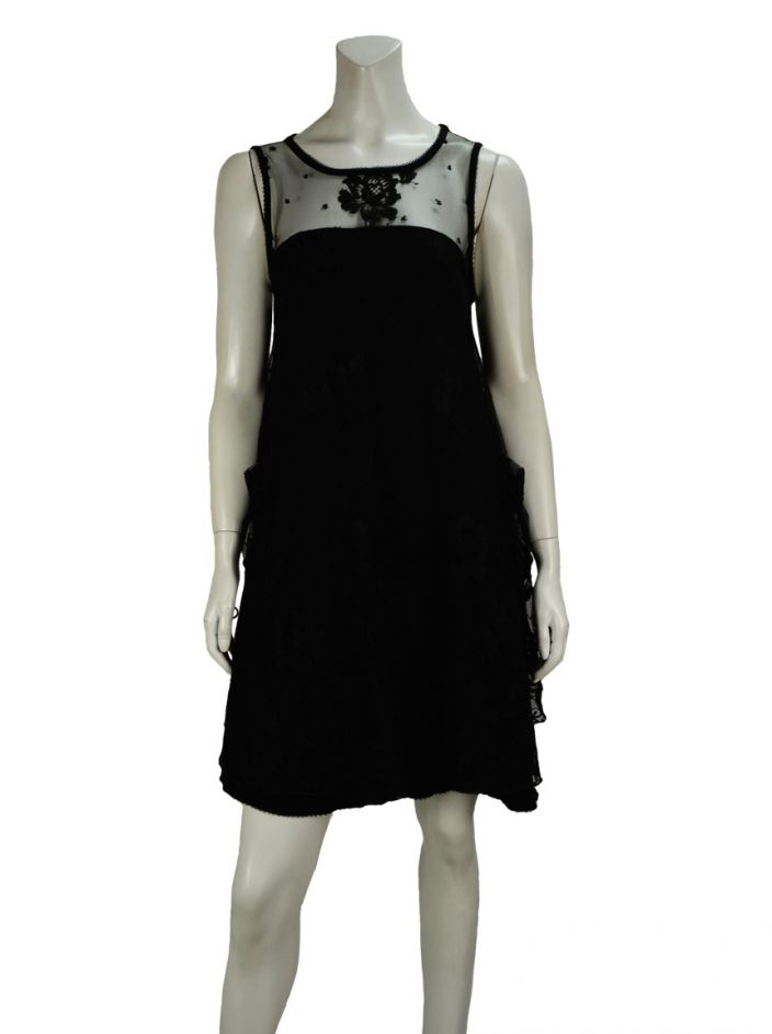 Vestido Adam Jones Preto
