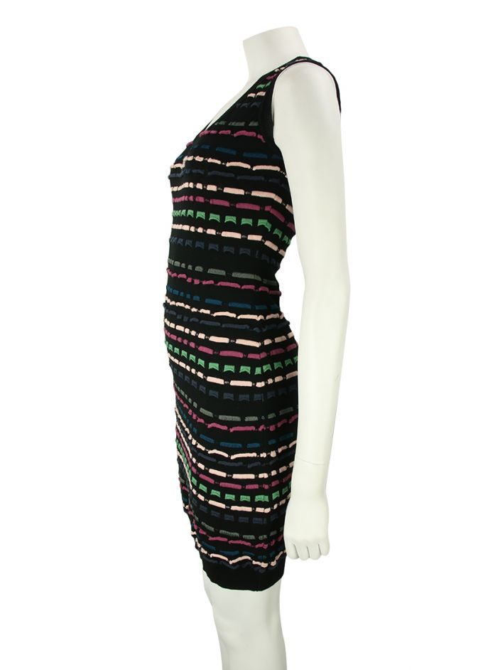 Vestido M Missoni Regata Multicolor