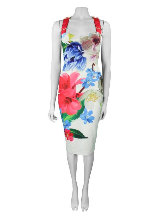 Vestido Ted Baker Forgetmenot Floral