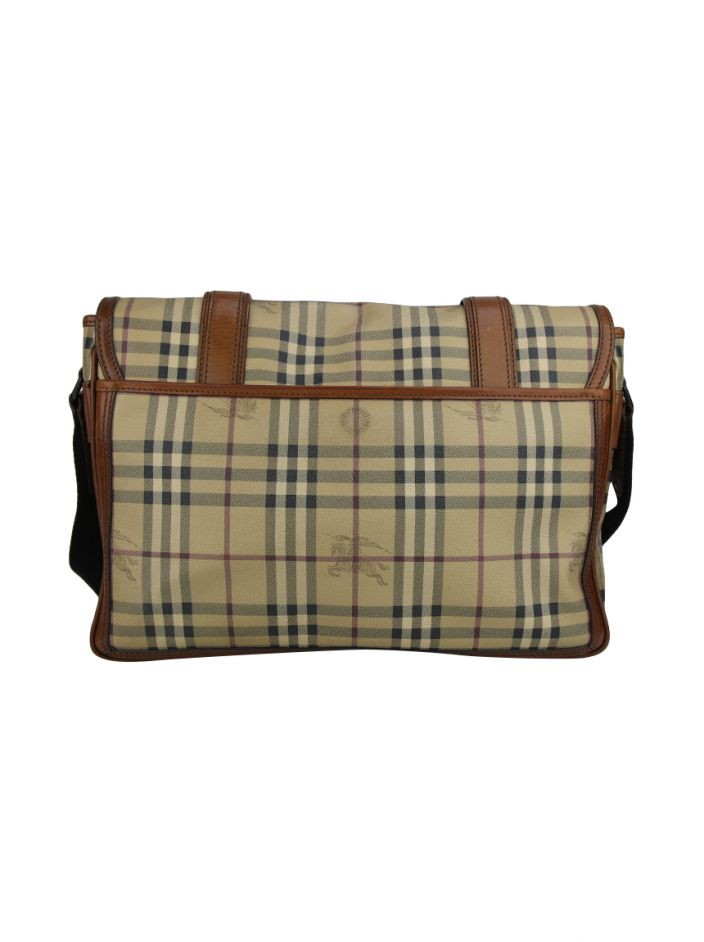 Bolsa Burberry Messenger Estampado