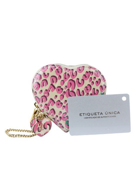 Porta Moedas Louis Vuitton Stephen Sprouse