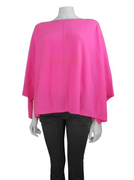 Poncho Juicy Couture Cashmere Pink