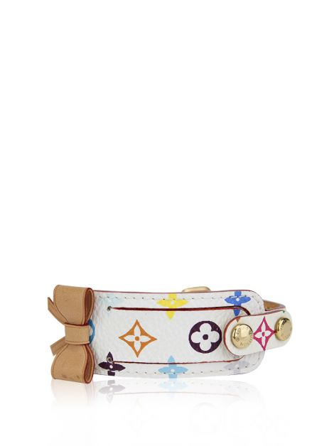 Pulseira Louis Vuitton Canvas Multicolore