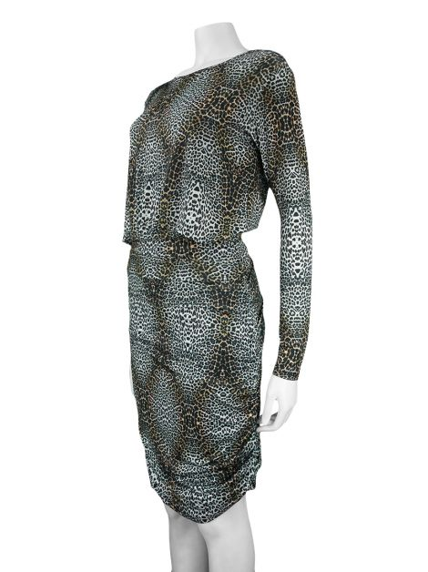 Vestido Iorane Estampa Animal Print