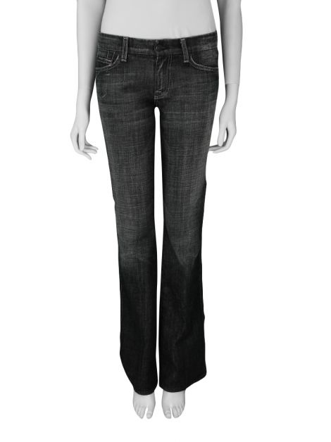 Calça Seven For All Mankind A Pocket Flare