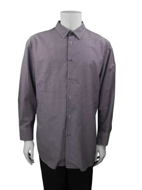 Camisa Paul Smith Algodão Estampada Masculina