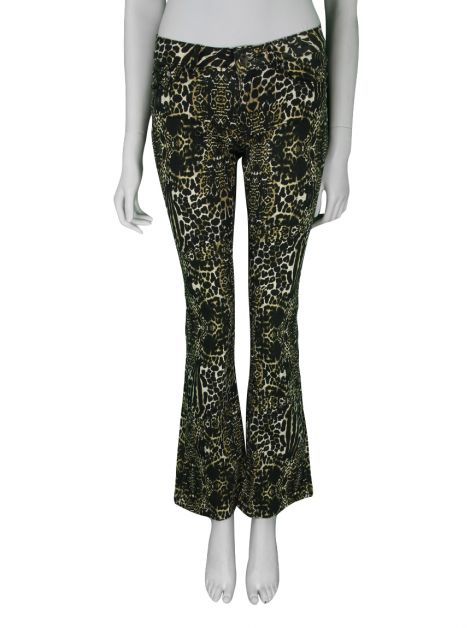 Calça Lilly Sarti Skinny Animal Print