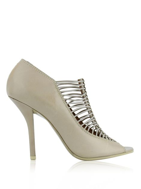 Ankle Boot Givenchy Tiras Nude