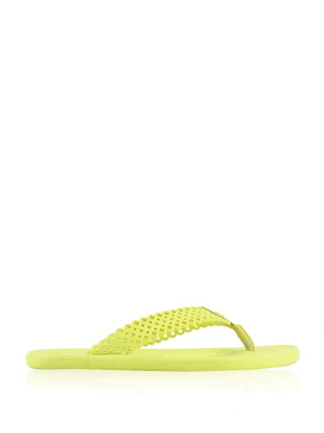 Chinelo Louis Vuitton Monograma Amarelo