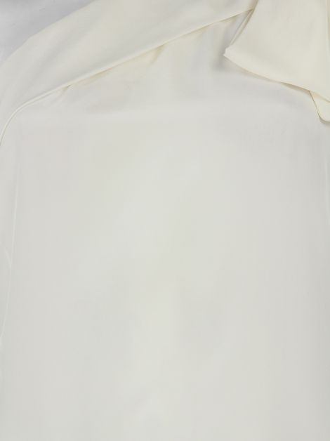 Blusa Cruise Seda Off-White