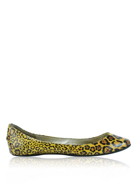 Sapatilha Jimmy Choo Animal Print