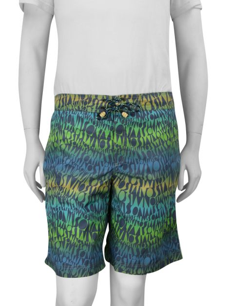 Short Missoni Estampado Masculino