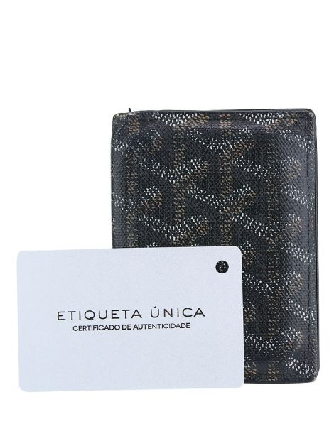 Carteira Goyard Canvas Estampada