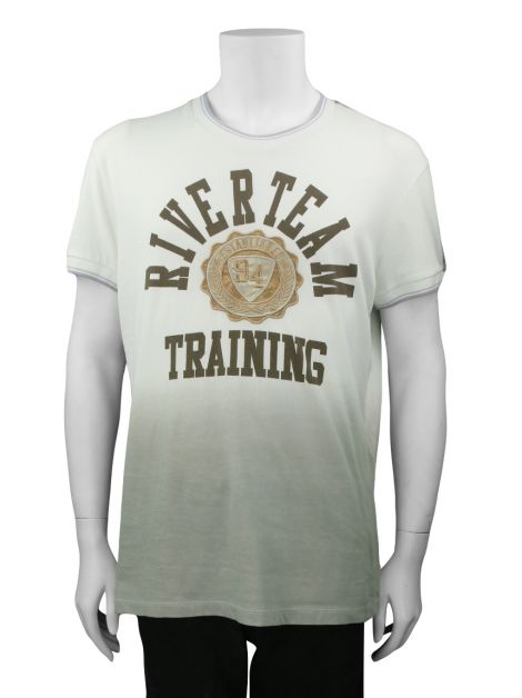 Camiseta D&G Riverteam Degradê Masculina