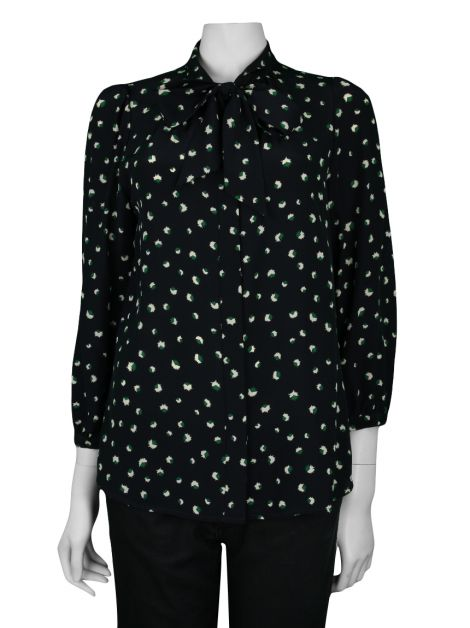 Camisa Marc by Marc Jacobs Seda Estampada