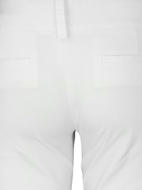 Calça Alice + Olivia Reta Off-White