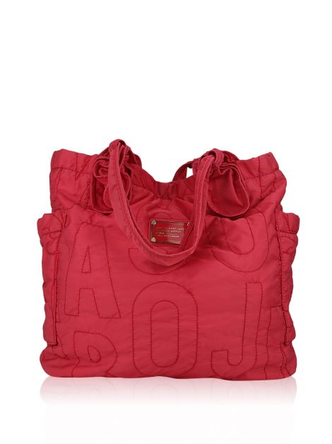 Bolsa Marc by Marc Jacobs Nylon Rosa