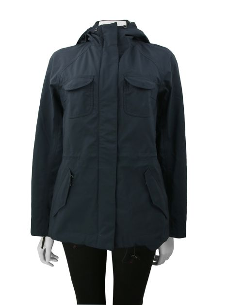 Trench Coat Prada Nylon Marinho