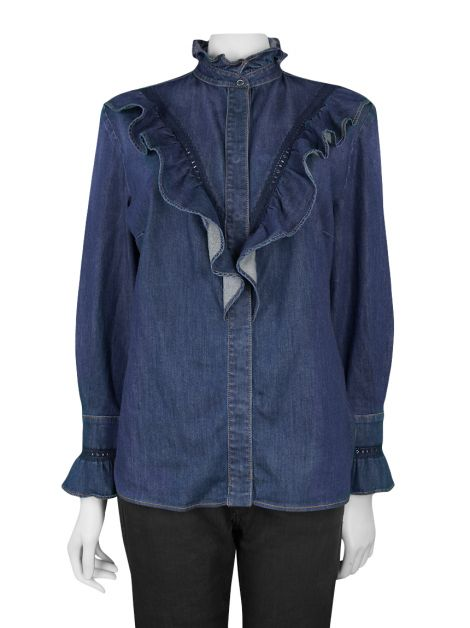 Camisa Stella Mccartney Denim Jeans