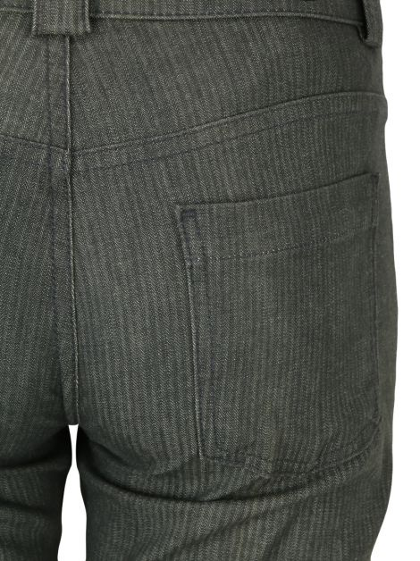 Calça Seven For All Mankind Jeans Cinza