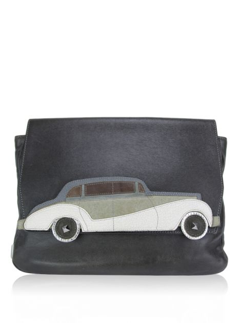 Clutch Marc Jacobs Couro Carro