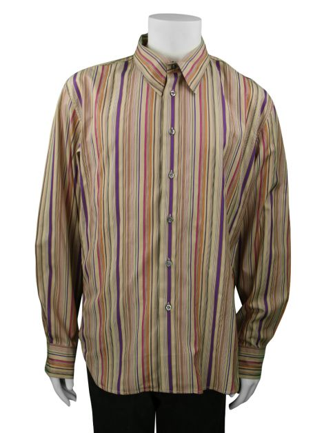 Camisa Paul Smith Multicolor Masculina