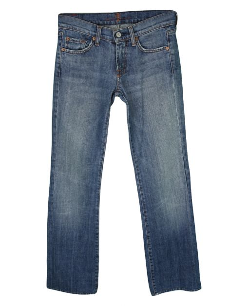 Calça Seven For All Mankind Bootcut Jeans Original.