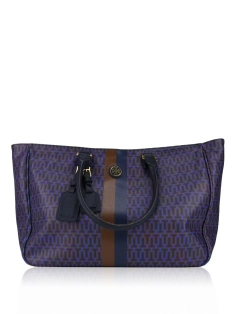 Bolsa Tory Burch Canvas Monograma