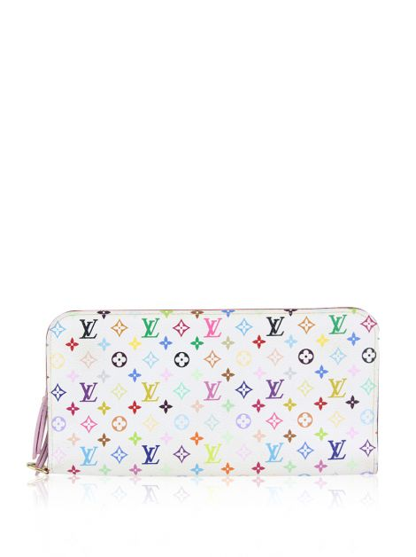 Carteira Louis Vuitton Canvas Multicolore