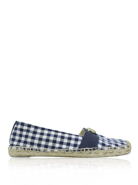 Alpargata Tory Burch Beacher Gingham