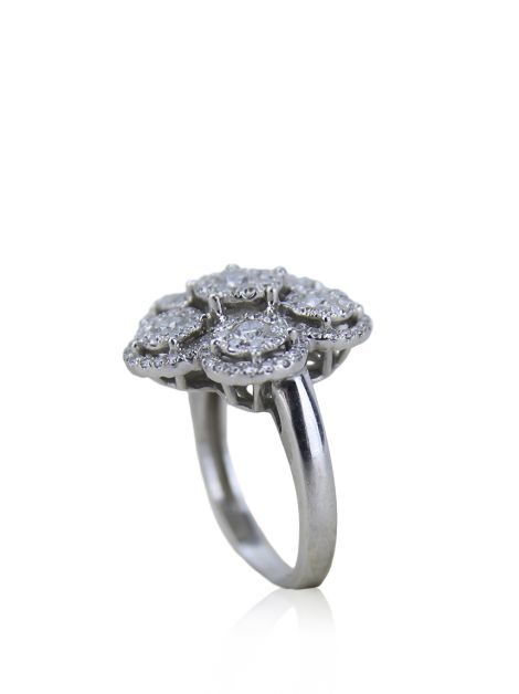 Anel Diamond Design Flor