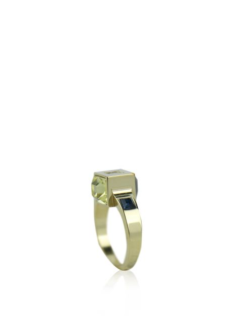 Anel Louis Vuitton Gamble Ring