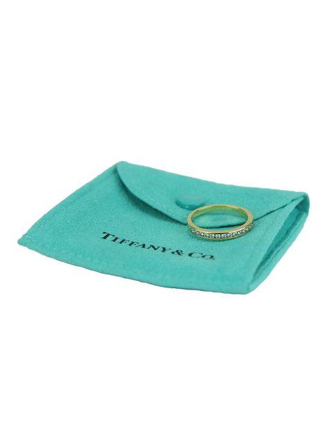 Anel Tiffany & Co. Diamond Wedding Band