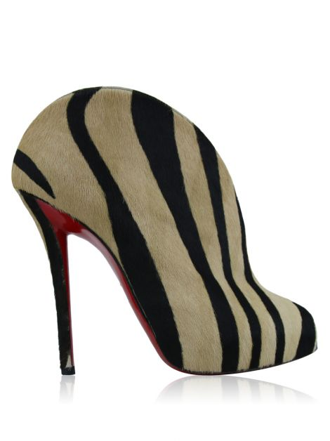 Ankle Boot Christian Louboutin Chester Fille Estampado
