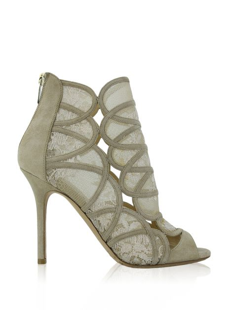 Ankle Boot Jimmy Choo Fauna Nude