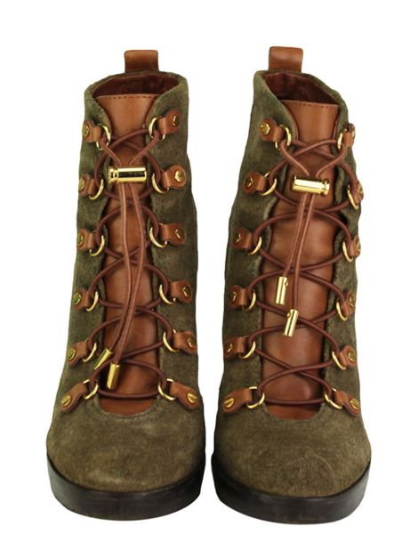 Ankle Boot Tory Burch Verde