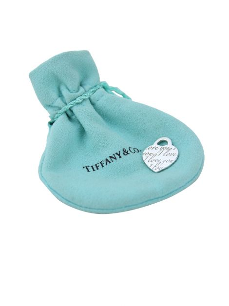 Pingente Tiffany Notes Prata