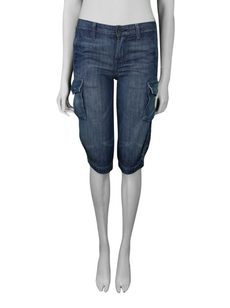 Bermuda Seven For All Mankind Reta Jeans