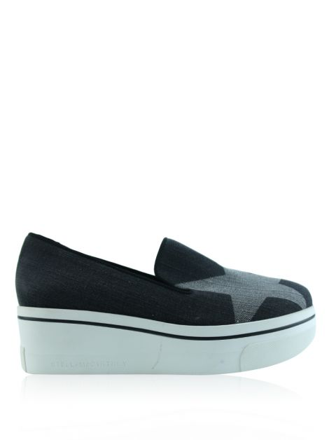 Slip On Stella McCartney Binx Denim Star