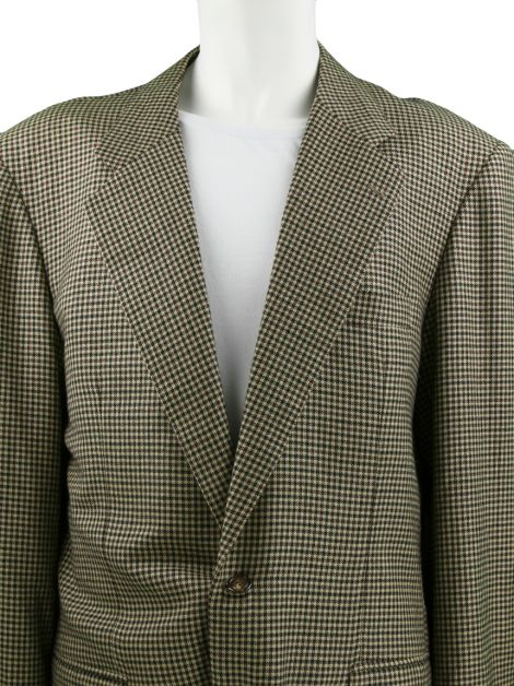 Blazer Cloth by Ermenegildo Zegna Estampado Masculino