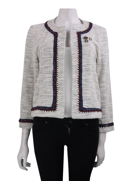 Blazer Le Lis Blanc Tweed Off-white